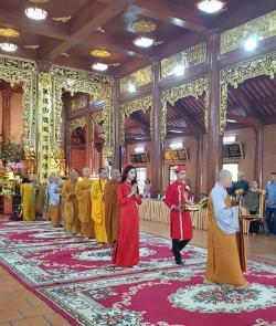 Lễ Hằng Thuận Bên Phật Giáo